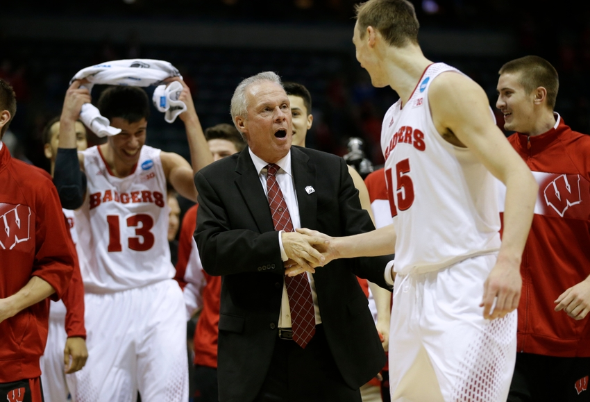Athlon Sports' College Basketball Preview Kind to Badgers