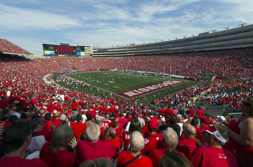 Image Result For Wisconsin Badgers College Football Espn Com