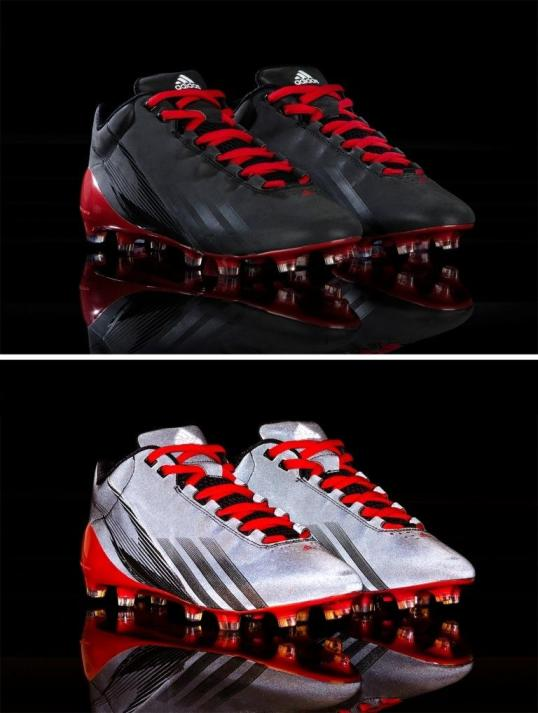 cheap for discount 57a79 1eda0 Wisconsin and Nebraska Will Wear Adidas Shoes That Change Colors Under the  Lights